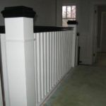 Image 2 of a finished banister railing