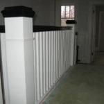 Image 2 of a finished banister railing