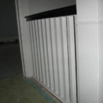 Image 1 of a finished banister railing